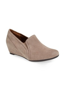 Naturalizer 'Nadine' Slip-On Wedge Bootie (Women)