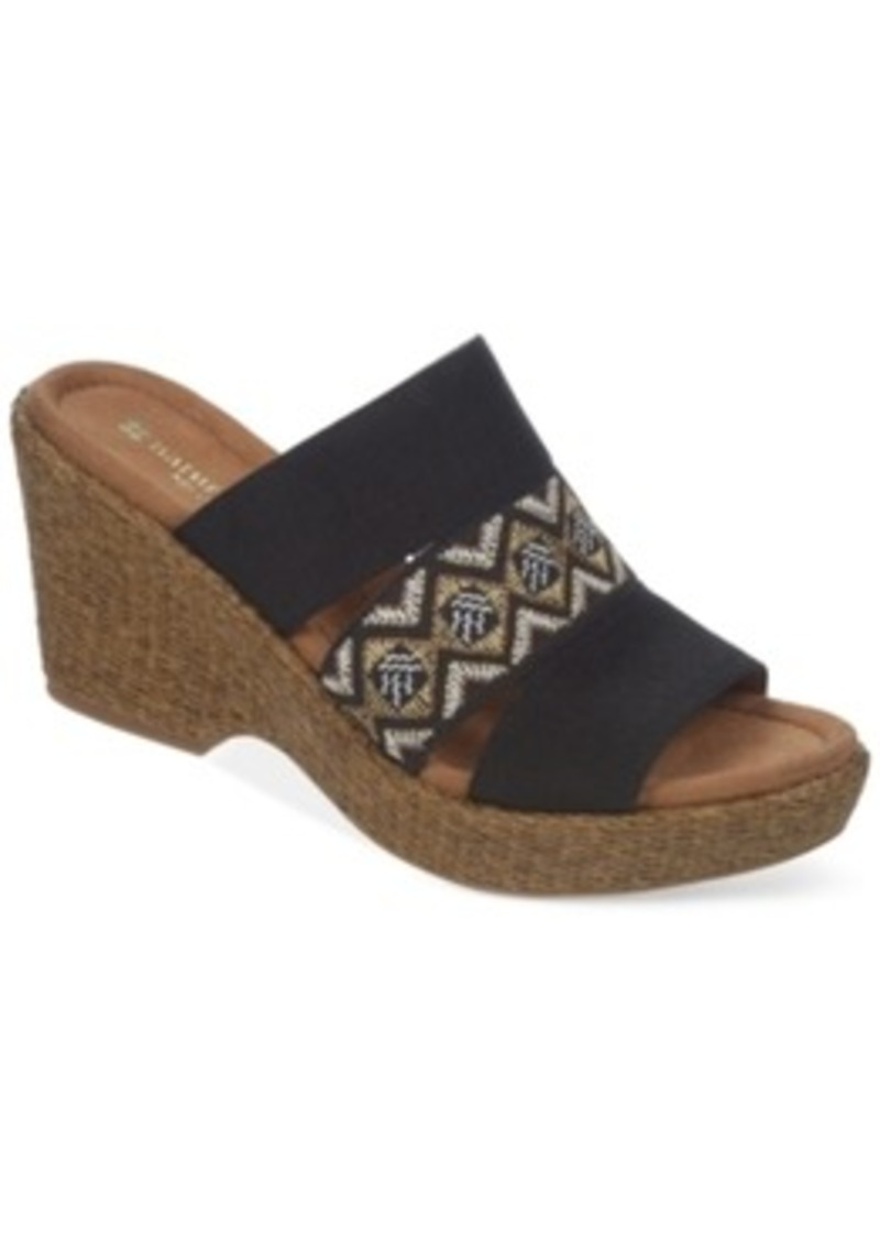 naturalizer naturalizer opal platform wedge sandals