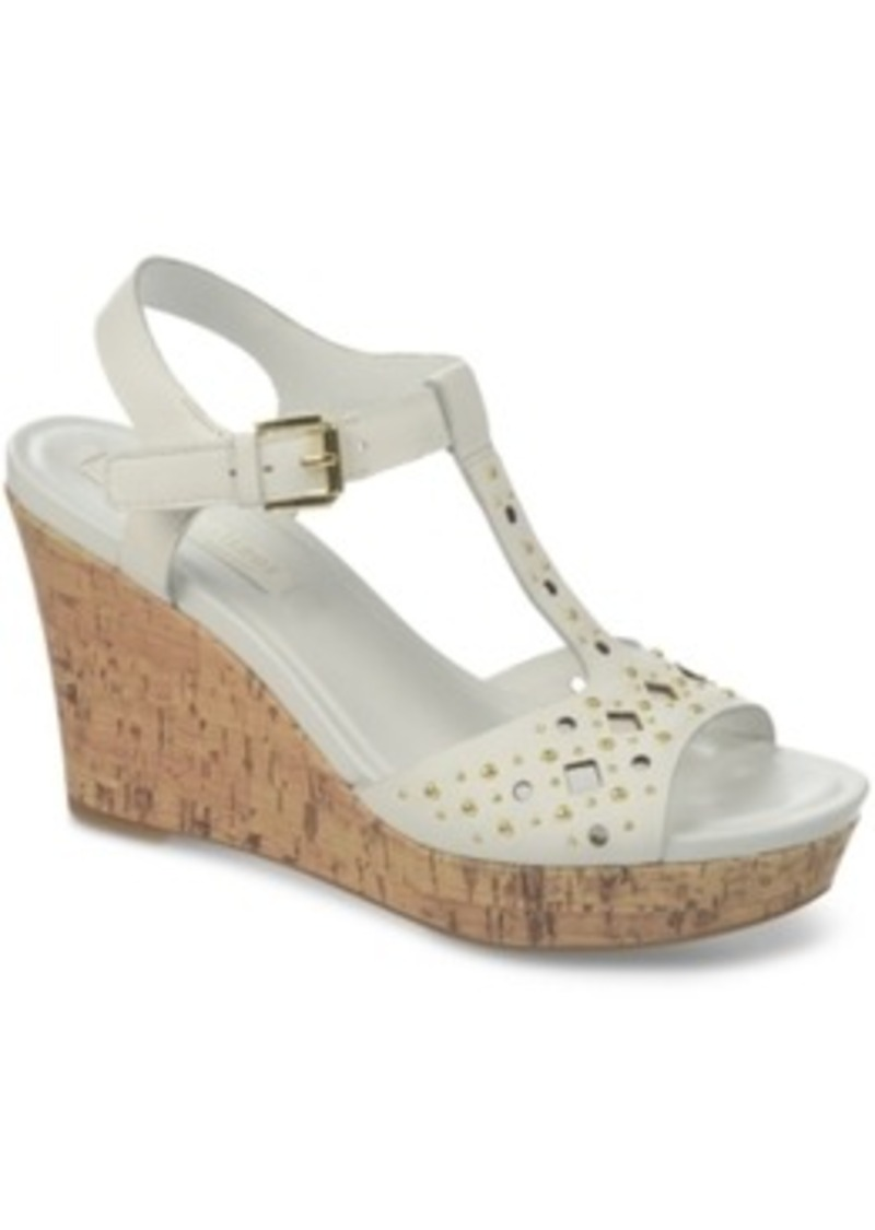 naturalizer naturalizer platform wedge sandals