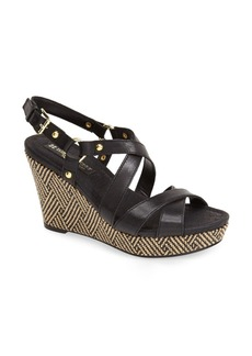 Naturalizer 'Robyn' Wedge Sandal (Women)