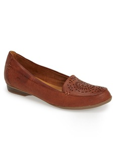 Naturalizer 'Sincere' Perforated Leather Loafer (Women)