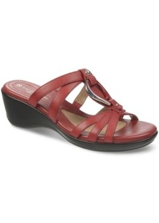 Naturalizer Trance Wedge Sandals Women's Shoes