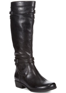 Naturalizer Victorious Wide Calf Boots - A Macy's Exclusive