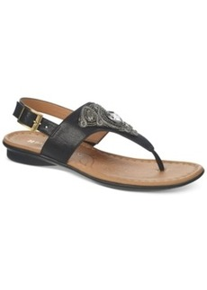 Naturalizer Waverly Flat Sandals Women's Shoes