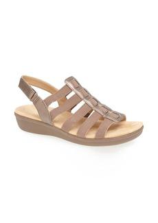 Naturalizer 'Wyonna' Leather Sandal (Women)