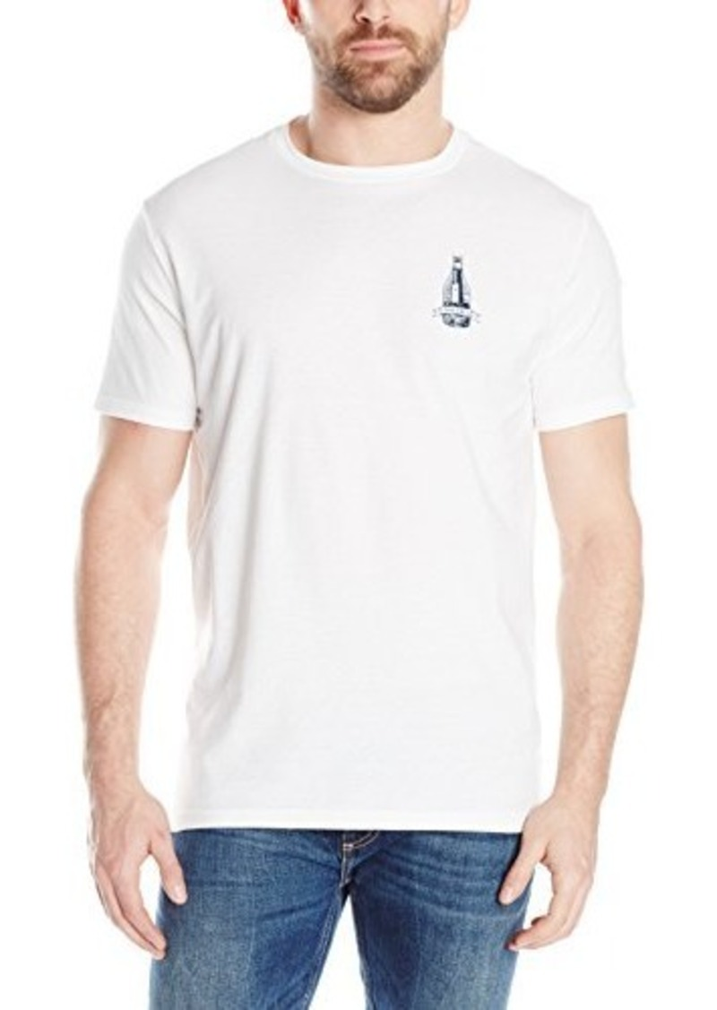 Nautica nautica men 39 s lighthouse crew neck t shirt t for Nautica shirts on sale