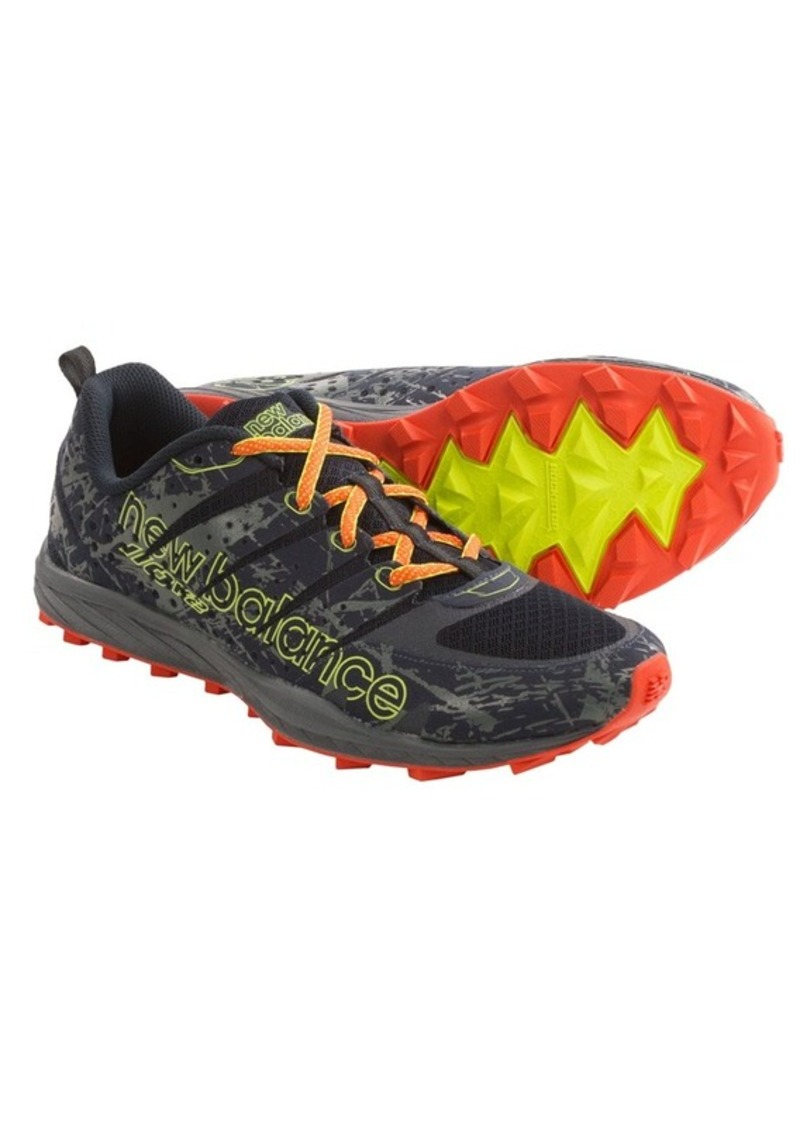 Minimalist Trail Running Shoes With Rock Plate