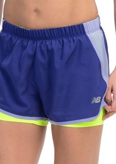 New Balance Accelerate 2-in-1 Shorts - Built-In Shorts (For Women)