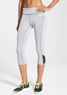 New Balance 'Achieve' Reversible Capri Leggings