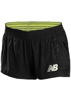 New Balance Boylston Running Shorts - Built-In Brief (For Women)