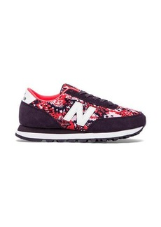 New Balance Camo Sneakers in Pink