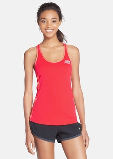New Balance 'Excel Race Day' Cutout Back Singlet