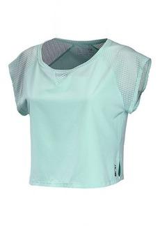 New Balance HKNB Crop T-Shirt - Short Sleeve (For Women)