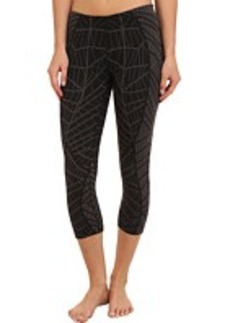New Balance Spree Printed Fitted Capri