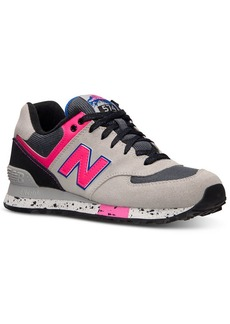 New Balance Women's 574 90s Casual Sneakers from Finish Line