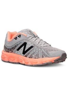 New Balance Women's Heidi Klum 890 Running Sneakers from Finish Line