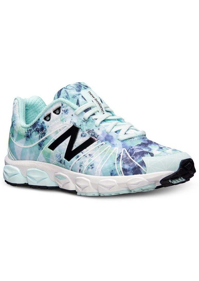 Heidi Klum New Balance Running Shoes