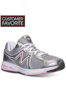 New Balance Women's WW665 Training Sneakers from Finish Line