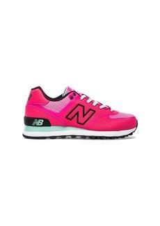 New Balance Woven Sneaker