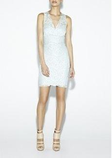 Ashley Swirling Vines Dress