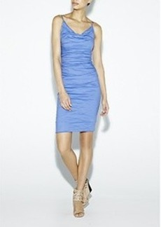Carly Cotton Metal Dress