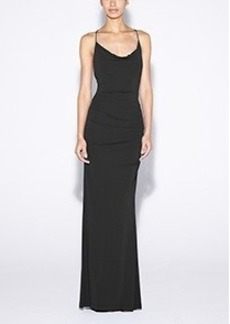 Carly Jersey Gown