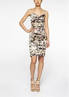 Carly Rose Techno Metal Dress