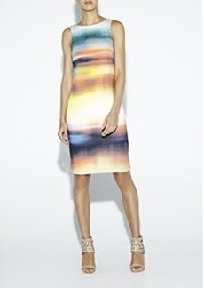 Dreamscape Neoprene Dress