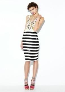 Easton Shattered Glass Dress
