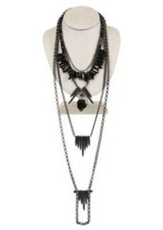 Fury Runway Necklace