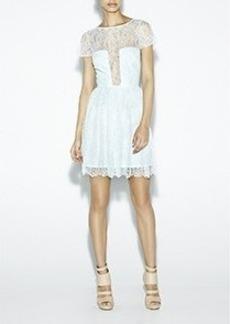 Jenna Swirling Vines Dress