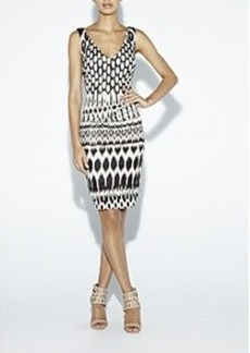 Kenna Temple Ikat Dress