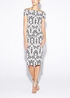 Lumen Off Shoulder Dress