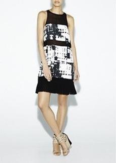 Mika Inkblot Dress