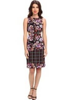 Nicole Miller Alternative Power Net Dress