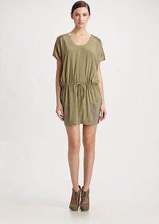 Nicole Miller Blouson Dress