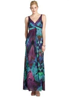 Nicole Miller byzantium 'Breanna' secret garden gown