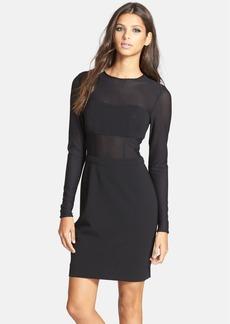 Nicole Miller Jersey Bandage Dress