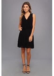 Nicole Miller Kira Pleated Dress