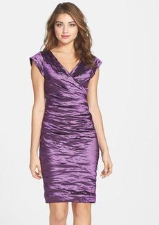 Nicole Miller Metallic Sheath Dress