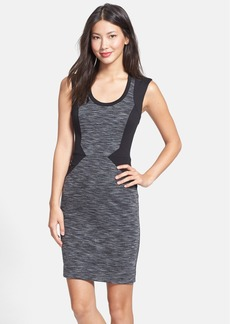 Nicole Miller Ponte Sheath Dress