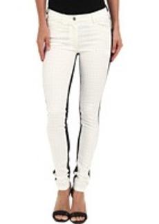 Nicole Miller Skinny Combo Pant