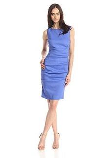 Nicole Miller Women's Stretch Sheath Dress