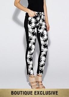 Palm Medley Pants