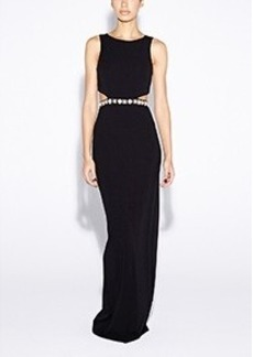 Queen of the Night Embellished Gown
