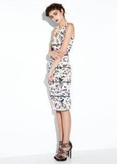 Reeve Neoprene Dress