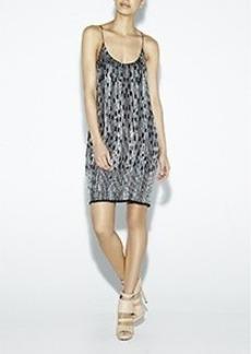 Sequin Lines Dress