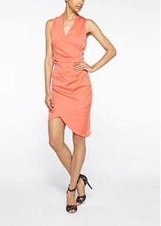 Stefanie Crepe Dress