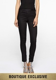 Stretch Twill Tuxedo Pants