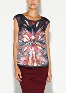 Tail Feather Top